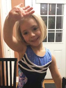 Blair, age 4
